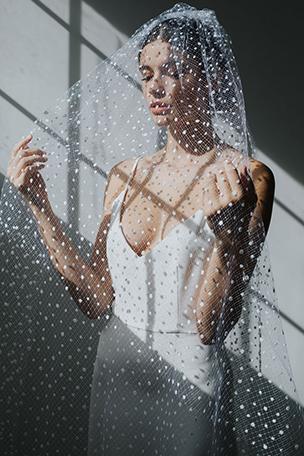 Confetti Veil