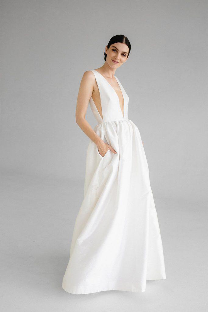 Sienna-Gown